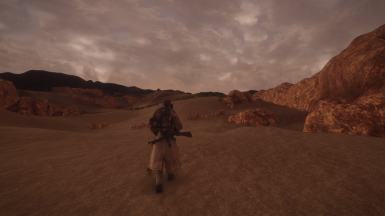 Less Empty less laggy wasteland to explore