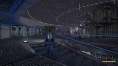 More added to Vault 18 to make it feel more vibrant