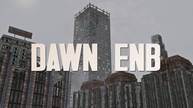 Dawn ENB - For The Frontier