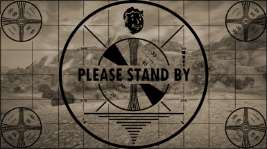 Please Stand By Loading Screen