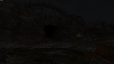 Toxic Cave after