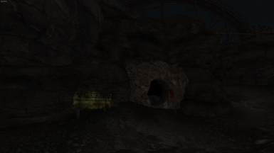 Toxic Cave before