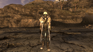 Male Armor - AFTER