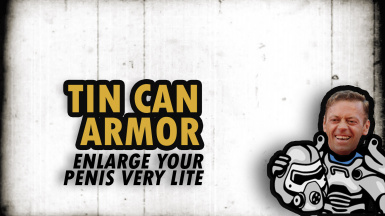 Tin Can Armor - Enlarge Your Penis Very Lite