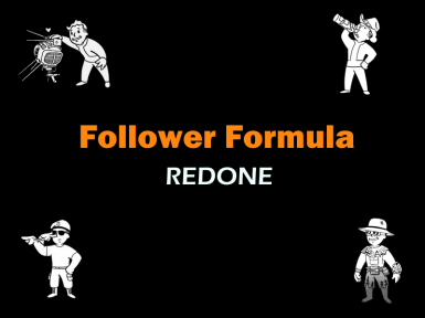 Follower Formula Redone
