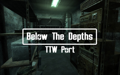 Below The Depths - TTW Port