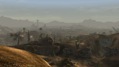 Is that Samson Rock Crushing Plant I see.... also using Less Flickery City of New Vegas