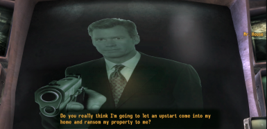 Chris Hansen as Mr. House