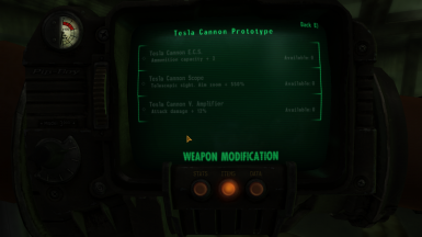 Tale of Two Wastelands - Weapon Mod Expansion Patch