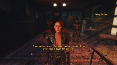 Megaton Hairs for New Vegas Redesigned 2 Revised