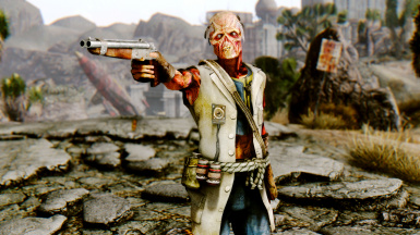 Fallout 2 Lenny (MODDERS RESOURCE)