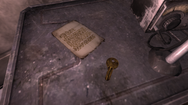 High Quality Keys Notes And Holotapes