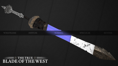 Texture breakdown, very important, makes the mod look like it was made by a competent person