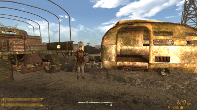 arms merchant resting mobile home
