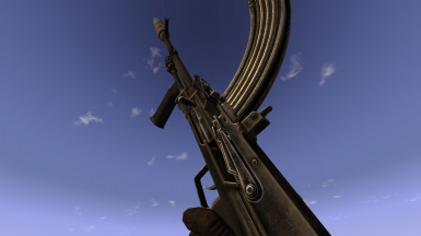 Fully Modded First Person