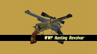 WWP Hunting Revolver and Ranger Sequoia