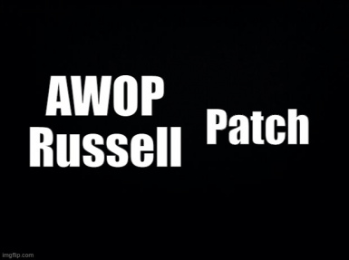 AWOP - Russell Patch