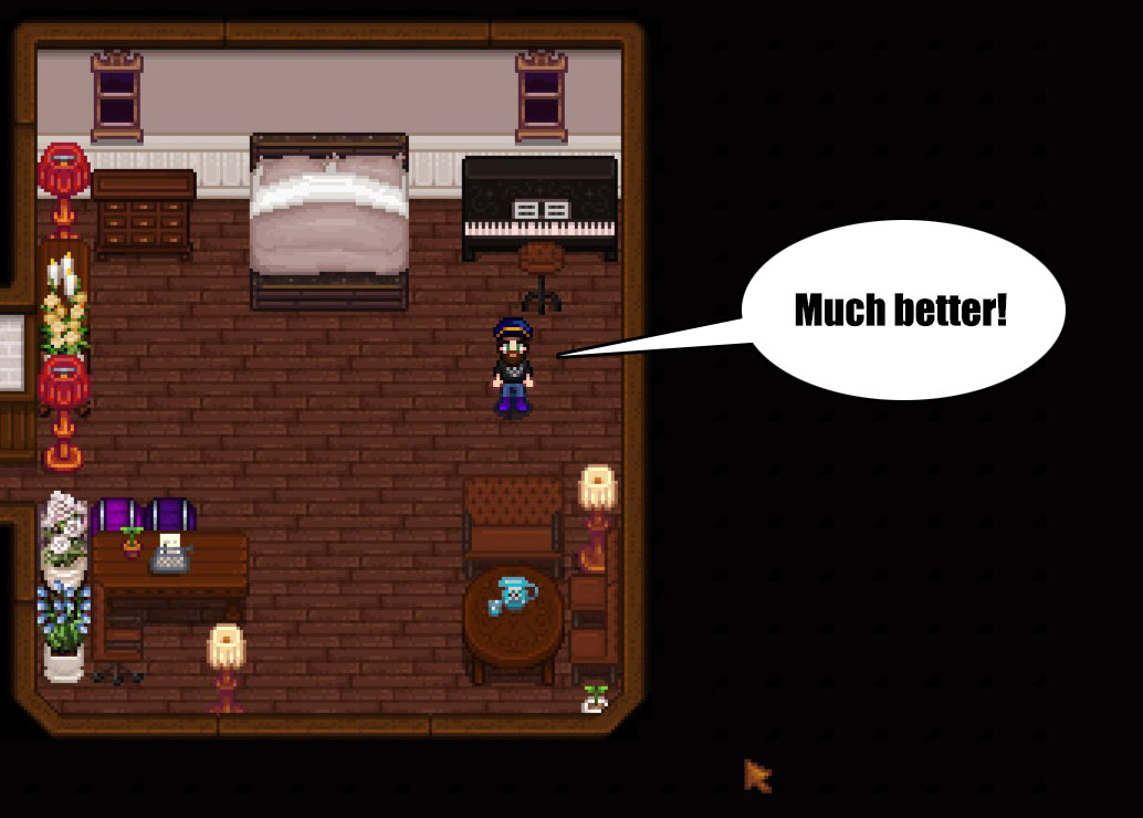 No More Spouse Rooms At Stardew Valley Nexus Mods And