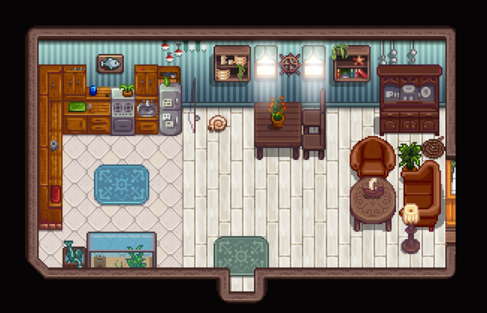 Seaside Interior at Stardew Valley Nexus - Mods and community