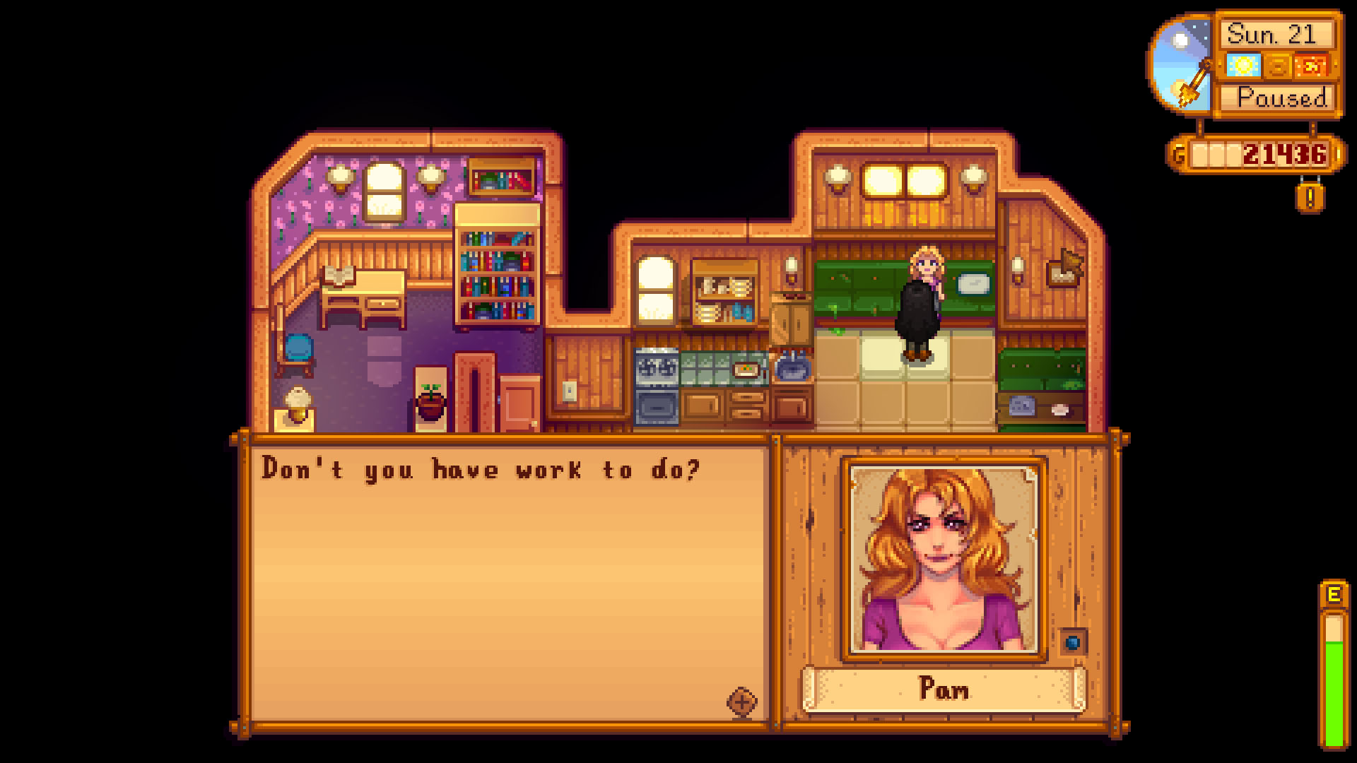 hot pam updated dcburgers highres version at stardew