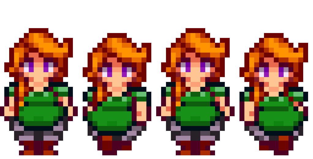 Bragds Leah at Stardew Valley Nexus - Mods and community