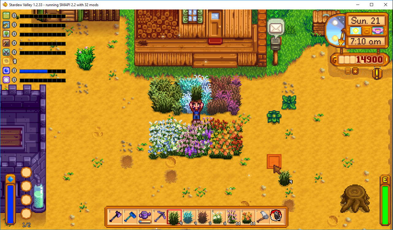 more grass starters at stardew valley nexus mods and