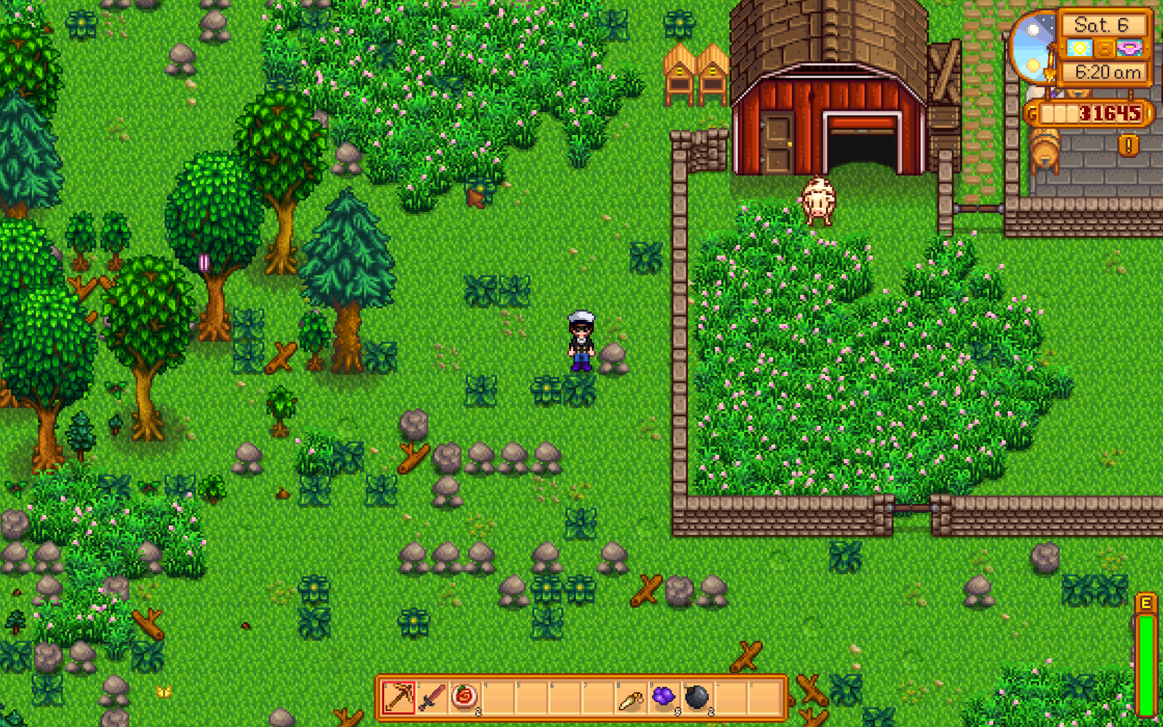 Yellow Dirt Removal At Stardew Valley Nexus Mods And