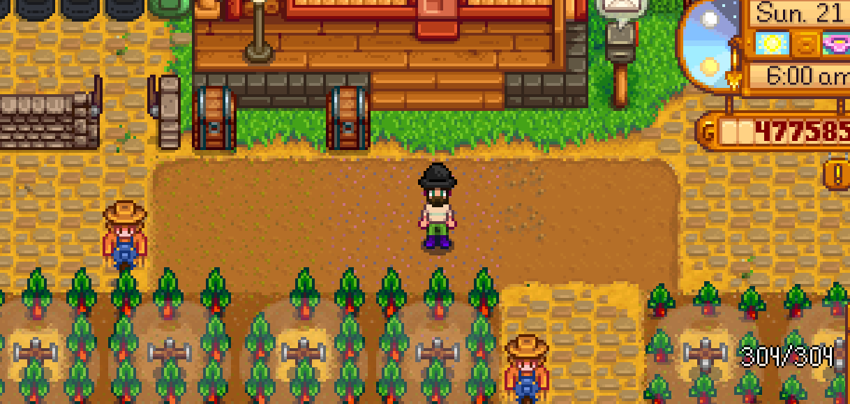 how to keep tilled soil stardew