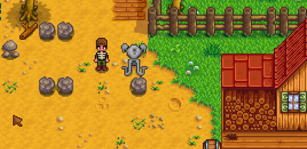 Stardew Valley Cat And Dog Mod