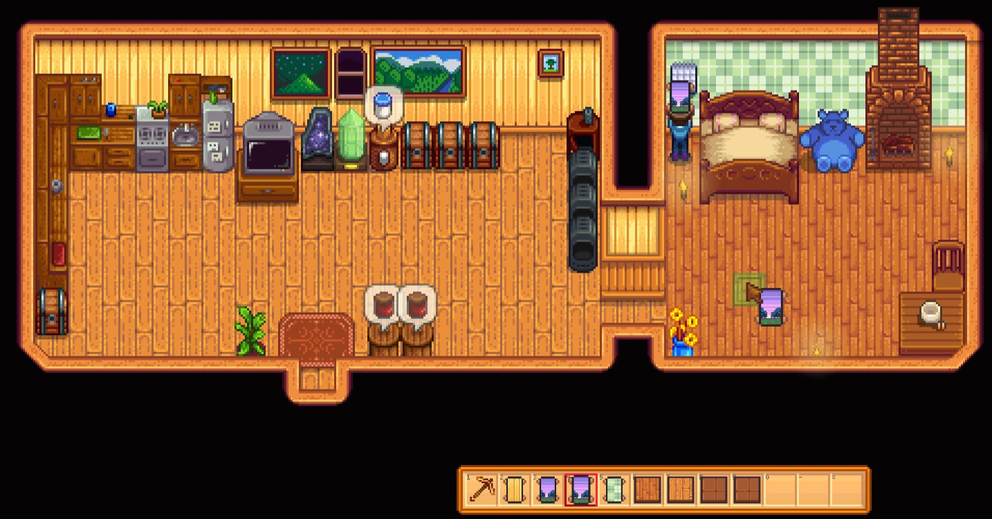 Reusable Wallpapers And Floors At Stardew Valley Nexus