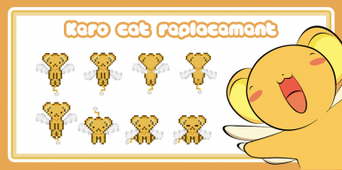 Kero Cat Replacement (Cardcaptor Sakura)