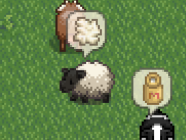 Suffolk Sheep Recolor