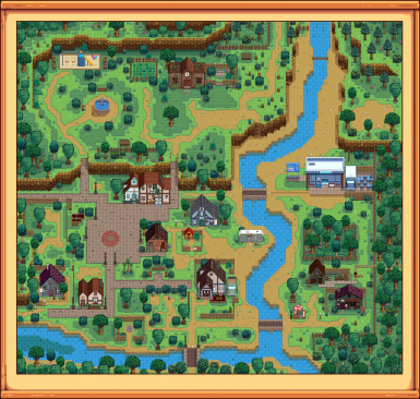 DustyOnly - Vanilla Town + Dusty & 'horse friendly map' [ORIGINAL EDITION]