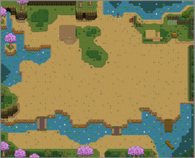 Valley Riverland Map at Stardew Valley Nexus - Mods and community