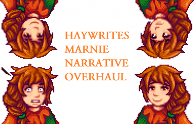 Marnie Narrative Overhaul