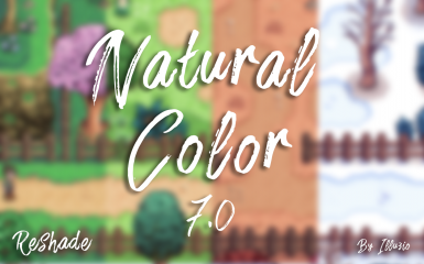 Natural Color - ReShade