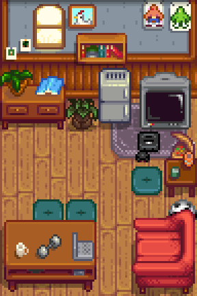Karmylla S Spouse Rooms At Stardew Valley Nexus Mods And