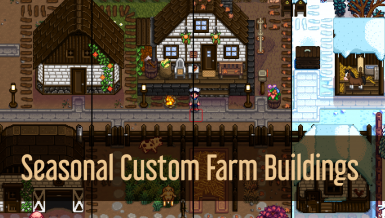 Seasonal Custom Farm Buildings
