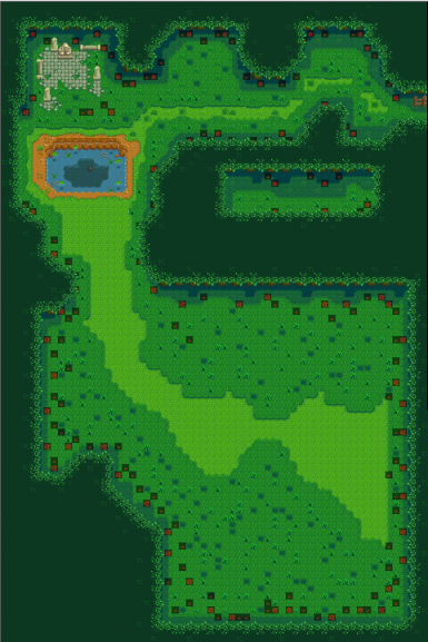 Expanded Woods