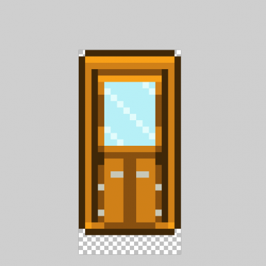 Wall Fitted Wardrobe (Get Dressed Mod Dresser re-texture)