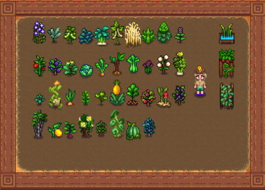 Includes New Crops (3/27)