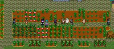 The Scarecrows. Turnip-head is now default.