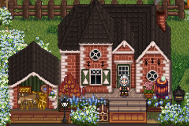 Dutch Farm Buildings at Stardew Valley Nexus - Mods and