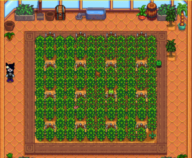 GreenHut (1.3 Updated) - Junimos in your Greenhouse