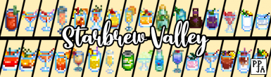 PPJA - Starbrew Valley_A Collection of New Alcoholic Drinks