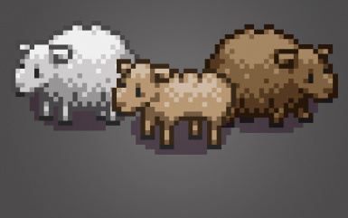 Alternate Sheep Colors