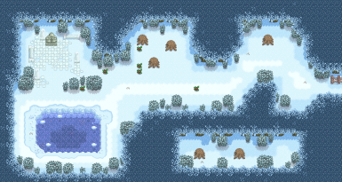 Winter: Secret Woods