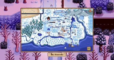 Interface: Map (Winter)