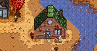 Pam's House