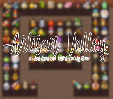 Artisan Valley -  A CFR and  JA Pack